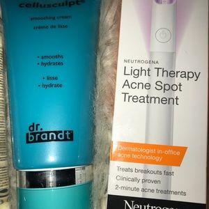 Lush Makeup - Tons of various skin care items